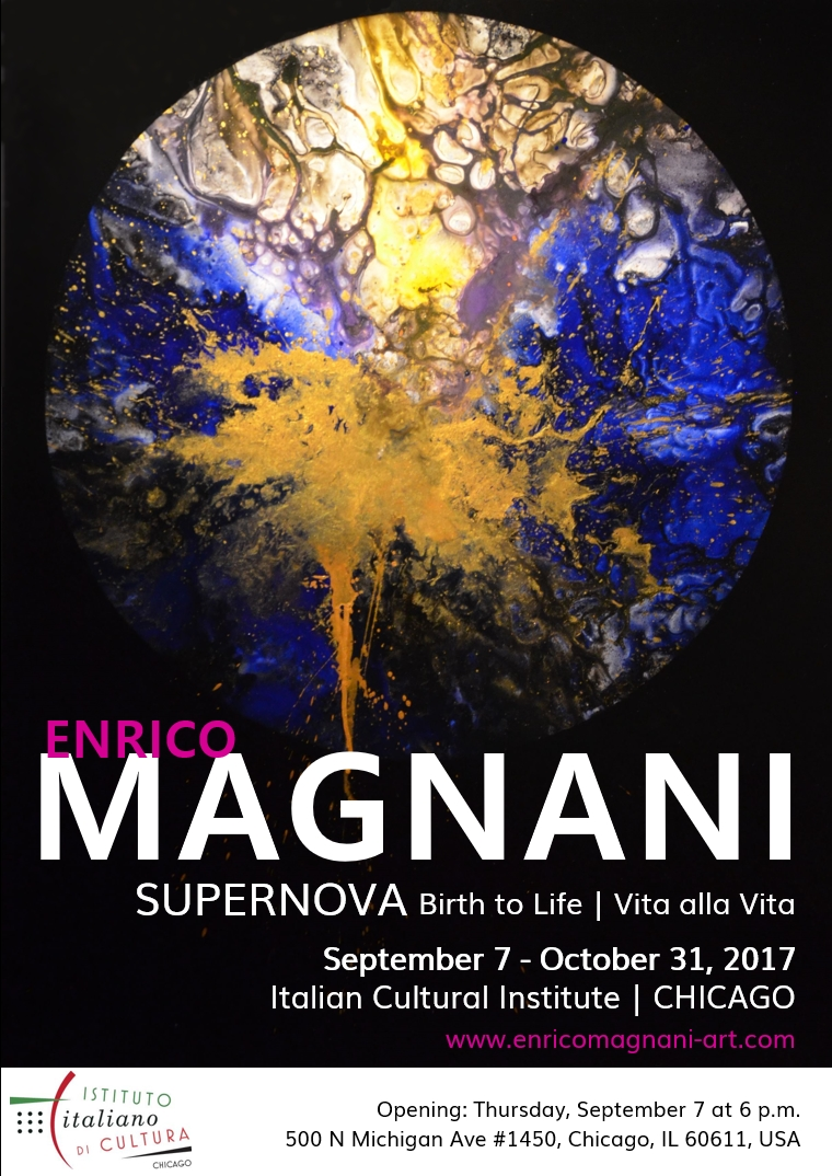 Enrico Magnani, painter, artist, abstract, artista, pittore, astratto