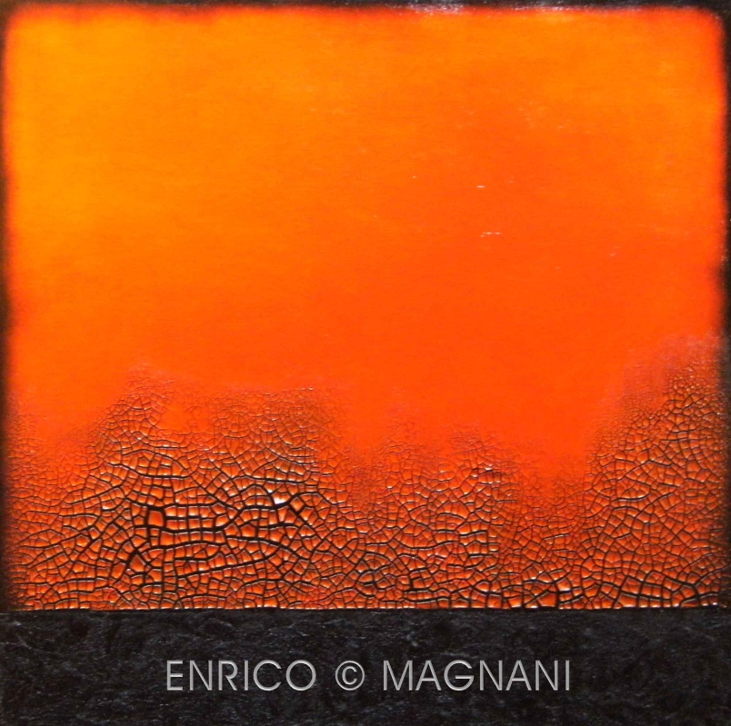 Enrico Magnani Art - I Ching - Hexagram n. 44 - Coming to meet, artist, artista, artiste, kunstler, arte, art, kunst,enrico magnani, enrico, magnani, abstract art, contemporary, art, spiritual art, painting, dipinti