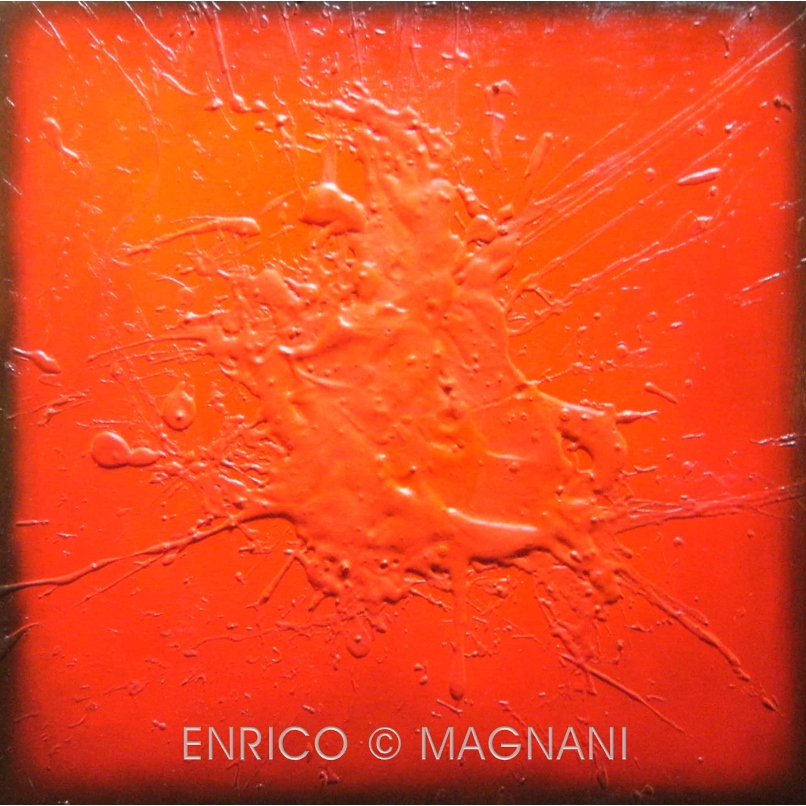 Enrico Magnani Art - I Ching - Hexagram n. 1 - The creative, artist, artista, artiste, kunstler, arte, art, kunst,enrico magnani, enrico, magnani, abstract art, contemporary, art, spiritual art, painting, dipinti