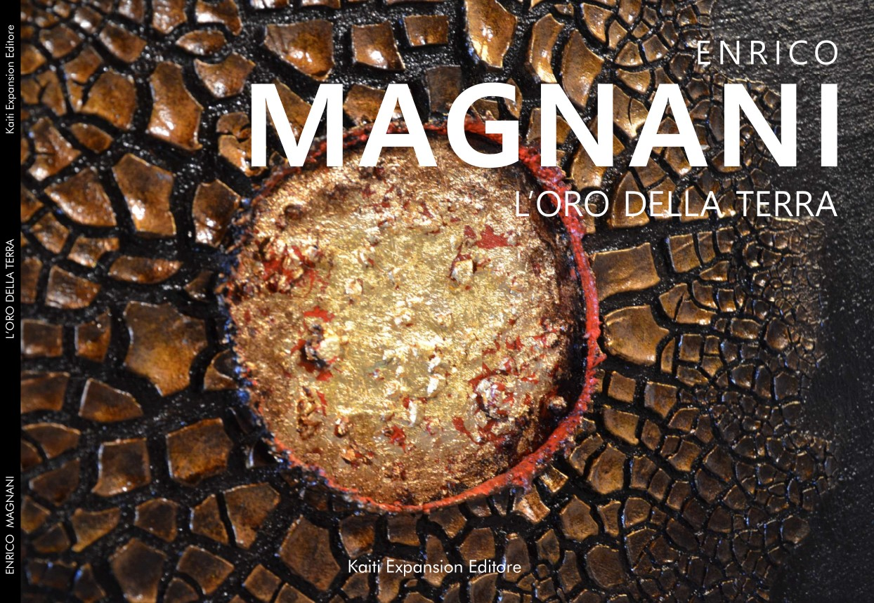 enrico magnani, catalogue, anthological, abstract, art, artworks, retrospective, limited, edition